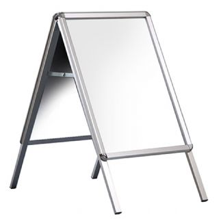 Aluminium Snap Frame A-board in different sizes
